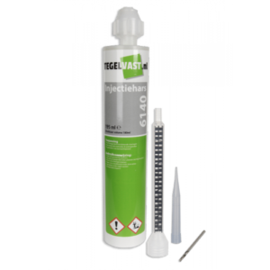 Tegelvast injectiehars 6140